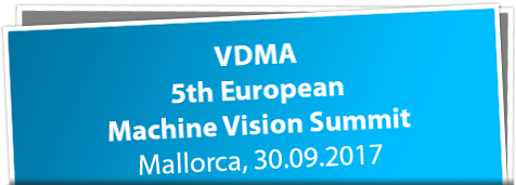 VDMA European Machine Vision Summit
