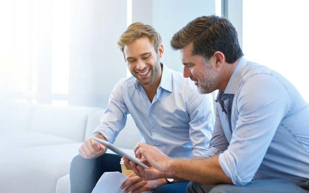 Mentoring-Programme für die Entwicklung konnektiver Fähigkeiten