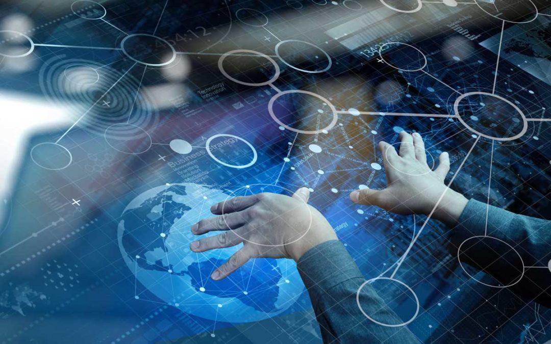 Ebenenmodell für ein Connective Management